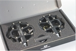 Picture of Xpedo MX5 black pedals MTB